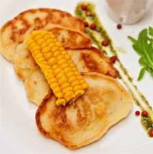 Mısır ilr hazırlanmış lezzetli ekmek görseli.