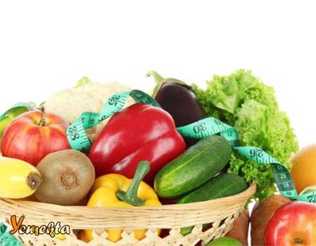 Meyve ve Sebzeler - Besin Grubu.