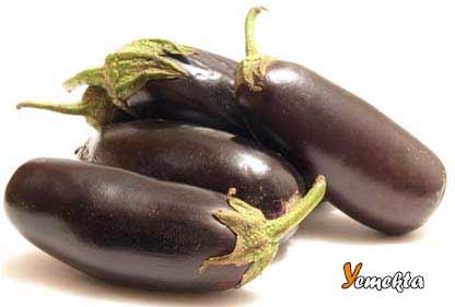 Resimdeki patlıcanlar, patlıcanın faydaları konusunun görseli.