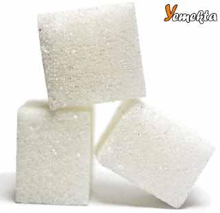 Şeker, beslenme piramidi içinde yer alan zararlı besin grubudur.