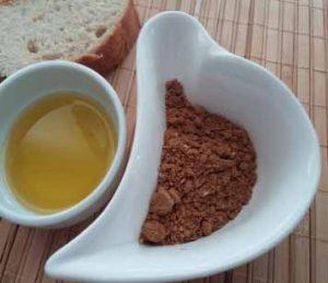 Zahter ve zeytinyağı, Güneydoğu Anadolu Bölgesinde kahvaltıda yenir.