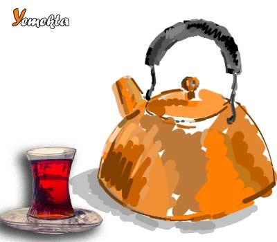 Doğu Anadolu Yemek Kültürü - Çay