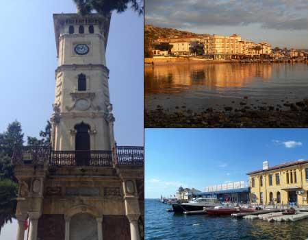 Ege Bölgesinin yemek kültürü açısından zengin şehri İzmir'e ait resimler.