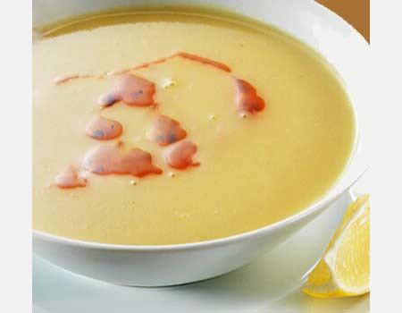 Marmara Bölgesinin Yemek Kültürü içerisinde yer alan düğün çorbası görseli..
