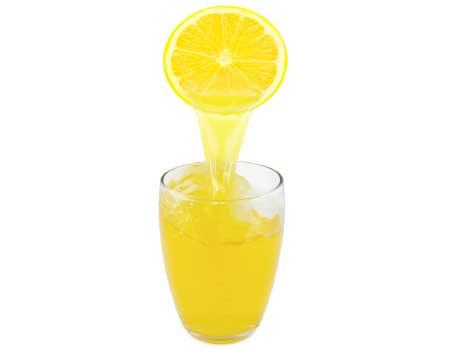 Marmara Bölgesinin Yemek Kültürü içerisinde yer alan limonata görseli.
