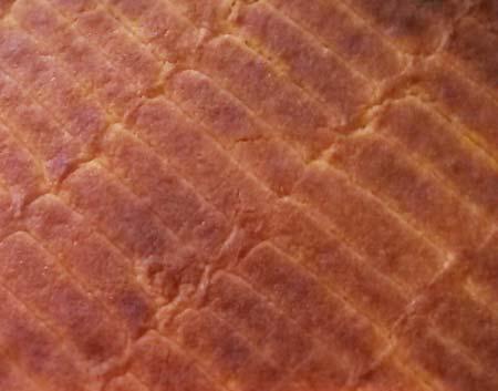Marmara Bölgesinin Yemek Kültürü içerisinde yer alan peynir helvası görseli.