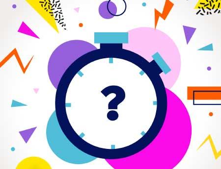 Çocuğuma İngilizce nasıl öğretebilirim sorusunun cevabı için kullanılan bu resimde, duvar saati görseli bulunuyor.