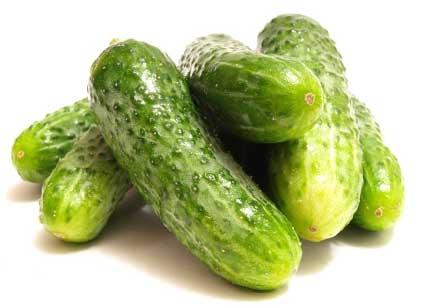 Salatalık, sahurda tok tutan yiyecekler içerisinde yer alır