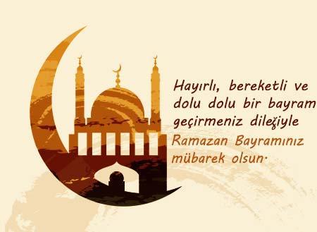 Yeni Ramazan Bayramı Mesajları indir.