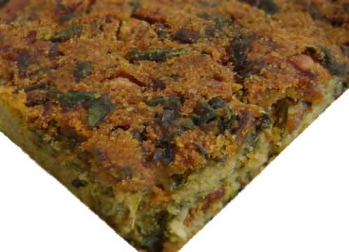 Karadeniz Bölgesi yemek kültürü içerisinde bulunan hamsikoli yemeğine ait bir görsel