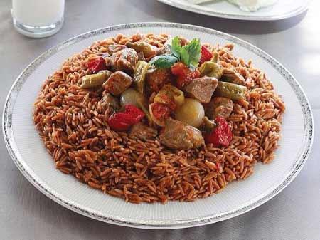 İç Anadolu Bölgesi Yemek Kültürü içerisinde bulunan Ankara tavası görseli.