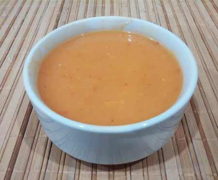 Akdeniz Bölgesi Yemek Kültürü içerisinde yer alan Burdur'a ait meşhur tarhana çorbası görseli.
